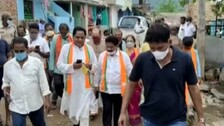 Odisha BJP Team Meets Villagers To Be Hit By Andhra's Barrage Project Over Bansadhara