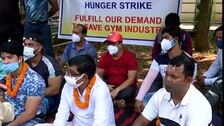 'Save Gym Industry' In Odisha, Appeals Owners' Association; Hunger Strike In Bhubaneswar