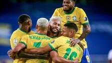 Copa America: 10-Man Brazil Sink Chile To Secure Semi-Final Spot