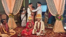 Covid Rules Thrown To Winds During Odisha MLA's Marriage