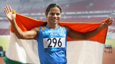 Olympics Dream: The Unbreakable Indian Sprint Queen Aiming For Silverware In Tokyo