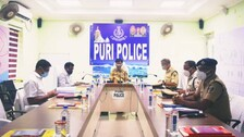 Ratha Yatra 2021: Odisha Police Draw Security Blue-Print, DGP Appeals To Puri Residents