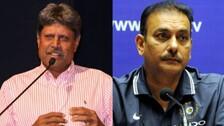 Kapil Dev Speaks Up On Removal Of India's Head Coach Ravi Shastri