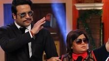 The Kapil Sharma Show's Krushna Abhishek, Sudesh Lehri's Fight Turns Hilarious; Bharti Singh Reveals Her Pain