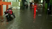 After Smart City, Millennium City Goes Under Water After Heavy Downpour