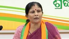 BJP Slams BJD Over Vulgar Remarks On Lekhashree