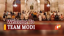 Modi's New Team: Ashwini Vaishnaw Gets Cabinet Rank, Bishweswar Tudu Inducted As Minister After Cabinet Reshuffle