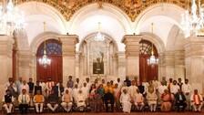 Cabinet Reshuffle: Full List of Ministers In Modi Govt