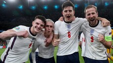 Euro 2020: Kane's Extra-Time Strike Takes England Into Final