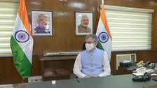 Ashwini Vaishnaw Takes Charge As Minister Of Railways