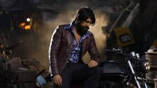 KGF Chapter 2 New Poster Leaked! Fans In Awe Over Yash Aka Rocky Bhai's King Look