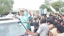 Andhra CM's Sister Sharmila Launches YSR Telangana Party