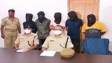 Odisha: Five Arrested Separately For Trading Brown Sugar, Ganja In Rourkela