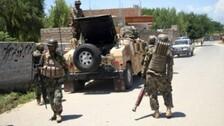 Taliban Militants Surround Major Afghan Cities