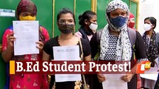 Odisha OSSTET Exams: B.Ed Students Protest Against 200 Marks Language Test, Minister Responds