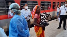 Woman Delivers Baby In Train At Bhubaneswar Railway Station