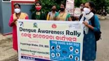 BMC Gears Up As Dengue Scare Back In Bhubaneswar