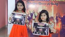 Little Dancing Prodigies From Odisha, Divyangana And Archita,To Represent India In International Forum