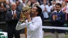 Super Nova-K: Djokovic Wins Wimbledon, His 20th Grand Slam Crown