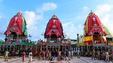 Ratha Jatra : President, PM, CM Pray Lord Jagannath To Bless All For Healthy, Prosperous Life