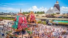 Ratha Jatra 2021: Chariots Start Rolling Towards Gundicha Temple After 'Chhera Pahanra' By Puri King