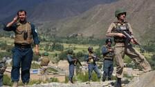 40 Taliban Militants Killed In Afghan Airstrikes