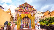 ASI To Laser Scan Puri Jagannath Temple During The Ratha Jatra To Check Structural Conditions