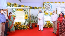 Odisha CM Lays Foundation For 2 State-Of-The-Art Cancer Care Institutions In Bhubaneswar