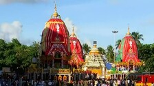 Ratha Jatra 2021: Holy Trinity To Move To Adapa Mandap In Puri Today
