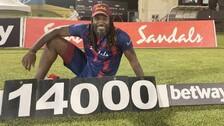 Plenty Still Left In The Tank: Chris Gayle After 14,000-Run Landmark In T20s