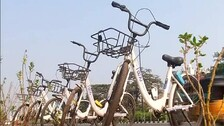 Smart City's 'Mo Cycles' End Up On The Scrap Heap