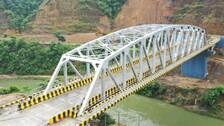 Rourkela Steel Plant Supplies Steel For Makru Bridge Of Manipur