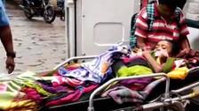 Battling For Life, Cobra-Bitten Nabarangpur Girl Admitted To Cuttack SCB