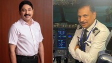 'A Flight To Remember': Dayanidhi Maran After Finding BJP's Rajiv Pratap Rudy The Pilot
