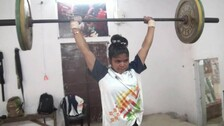 Meet This Emerging Weightlifter From Koraput Who Is Battling Poverty To Bring National Glory