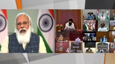 PM Modi Asks States With Rising COVID-19 Cases To Take Proactive Steps To Prevent Third Wave