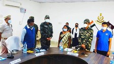 Two Maoist Ultras Surrender Before Odisha Police Owing To Covid Fear