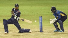IND v SL: Shikhar Dhawan's Unbeaten 86 Helps India Beat Sri Lanka By 7 Wickets In 1st ODI