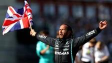 Lewis Hamilton Wins F1 British GP Despite Penalty