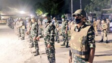 Independence Day: Security At Borders, Red Fort Area Beefed Up