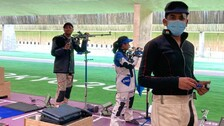 Tokyo Olympics: Indian Shooters Start Training At Venue