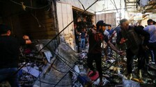 At Least 30 Killed In Bomb Explosion In Iraqi Capital