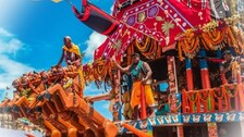 Songs Of The Charioteers During Ratha Jatra