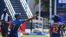 2nd ODI: Sri Lanka Win Toss, Elect To Bat