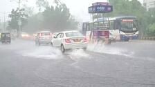 Heavy Rain To Lash Several Parts Of Odisha Today