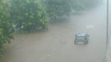 Heavy Rains Trigger Water Logging in Cuttack, Bhubaneswar; Monsoon Preparedness Exposed