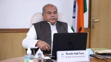 Govt Open To Talks With Farmers On 3 Farm Laws, Says Tomar