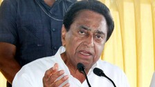 Kamal Nath Demands Probe Into Pegasus Snooping Case By SC Judge