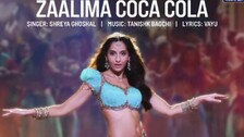 Nora Fatehi Nails Belly Dance, Teaser Of Zaalima Coca Cola From Bhuj Tomorrow #WATCH
