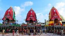 Ratha Jatra 2021: Adhara Pana Offering To Holy Trinity In Puri Today